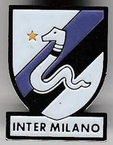 Pin metaal / metal - Voetbal / Footbal Shirt - Inter Milano