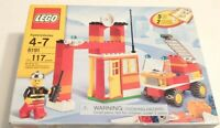 Lego 6191 Fire Fighter Building Set (Brand New & Sealed)