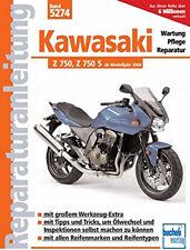 KAWASAKI Z 750 Z 750 S ABS AB 2004 REPARATURANLEITUNG WARTUNGSHANDBUCH 5274