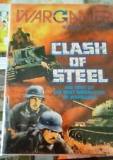 WARGAMER 31-CLASH of STEEL GAME-New/UNPUNCHED