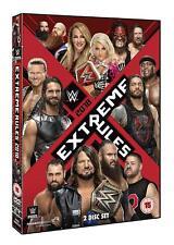 WWE Extreme Rules 2018 [2x DVD] *NEU* Deutsch Deutscher Kommentar Raw Smackdown