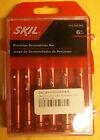 SKIL 010-359-SKL 6-Piece Multi Color Precision Screwdriver -RED - NEW FREE SHIP