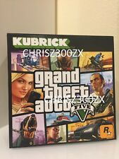 Grand Theft Auto V Kubrick Box Set - Rockstar Games - Rare Brand New