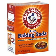 ARM & HAMMER PURE BAKING SODA LARGE 454g ARM&HAMMER-BBD 2020 CLEANING,BAKING,ETC