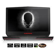 ALIENWARE 15 R2 i7-6700HQ 16GB / 256GB SSD & 1TB • NVIDIA GTX980 8GB • WARRANTY
