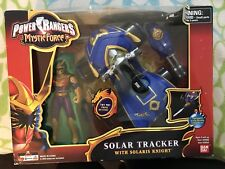 Power Rangers Mystic Force Solar Tracker New Sealed