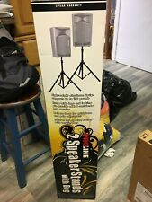 Proline 2 Speaker Stands with Carrying Bag