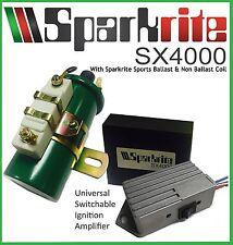 Sparkrite SX4000 Universal Amplificador de ignición electrónica & Sparkrite Deportes Bobina