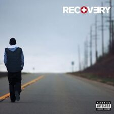 """Eminem """"Recovery"""" CD HIP HOP NUOVO"""