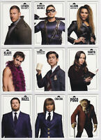 The Umbrella Academy (S1) EBAY Exclusive 9 Card Set, Limited #104 of 500