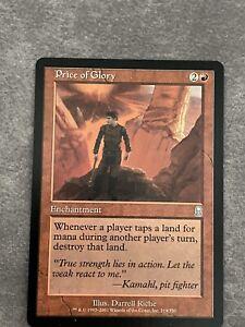 Price Of Glory - Odyssey Magic the Gathering MTG