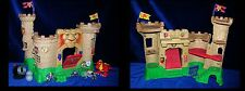 Castello Magico Fisher Price + Personaggi, Catapulta e Drago Mattel - 1998/99