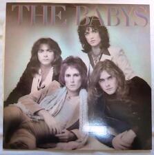"""THE BABYS """"Broken heart"""", vinyl et pochette  en  trés bon état (NM)"""
