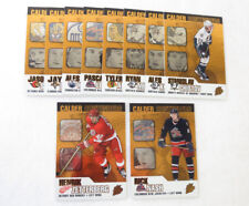 2002-03 Pacific Quest for the Cup Hockey Calder Contenders Set (1-10) Nash