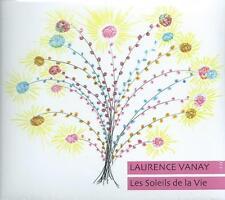LAURENCE VANAY aka JACQUELINE THIBAULT - LES SOLEILS DE LA VIE PREV UNISS CD +6