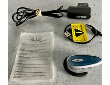 Jabra Bt350 Headset + Ac Cord + Usb Connector Lot