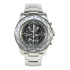 Seiko Criteria SNAC65 P1 Silver Dial Men's Chronograph Quartz Watch