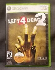 Left 4 Dead 2 (Microsoft Xbox 360, 2009) Video Game
