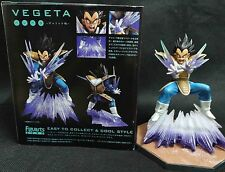 "Bandai Dragonball Z  DBZ VEGETA COOL STYLE  Figure Statue +STAND 5.5"" HIGH"