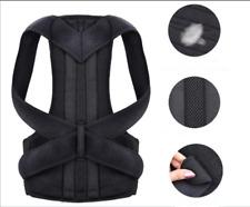 Posture Corrector Back Shoulder Support Gear Adjustable Brace Belt Accessories