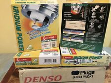 Denso Ikh20 5344 Iridium Power Spark Plug Japan for Bmw Citroen Peugeot (Set 4)