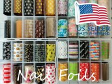 Nail Foils Transfer Stickers Decal