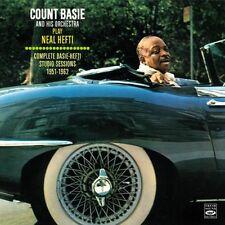 Count Basie: Complete Basie-hefti Studio Sessions 1951-1962 (2-cd Set)