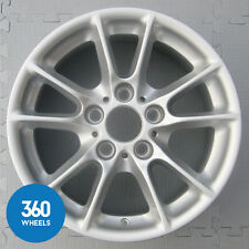 "1 X Nuovo Originale BMW 5 Series 16"" radiale Spoke 50 LEGA RUOTA E60 E61 36116761990"