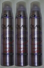3 Olay Body Quench Mousse Deep Moisture for Smooth Skin 7.1oz