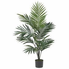 Kentia Palm Silk Tree Realistic Artificial Nearly Natural 5' Home Garden Decor