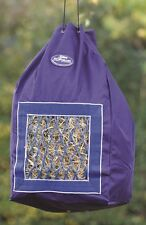Shires Hay Bag Net Deluxe (1035) with Drainage Holes