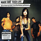 MAGIC DIRT ⭐ Tough Love CDs cd OZ Australia rock Music Adalita #SundayMarket