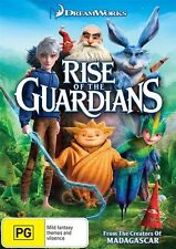 Rise Of The Guardians (DVD, 2013)