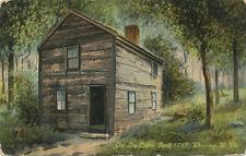 Wheeling WV * Old Log Cabin 1769   ca. 1908