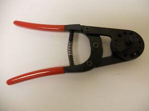 "Rivet Cutter will cut rivet sizes from 1/16"" to 1/4"" diameter BRAND NEW"