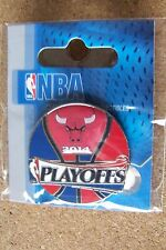 2014 NBA Playoffs pin Chicago Bulls