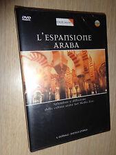DVD IL GIORNALE DVDTECA STORICA N°18 L'ESPANSIONE ARABA SPLENDORE E DIFFUSIONE