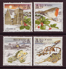 ISLE OF MAN 1995 CHRISTMAS UNMOUNTED MINT, MNH