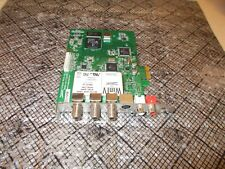 Hauppauge WinTV HVR-1800 78521 LF REV C1E9 PCI-E X1 TV Tuner Card