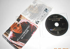 Single CD Jay-Z feat. Blackstreet - The City is Mine 1998 5 Tracks  96 MCD J 4