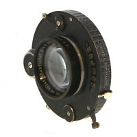"Vintage No.32 Kodak Anastigmat 6 3/8"" f/4.5 in Dial Compur -UG"