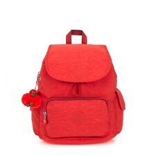 Kipling Backpack Rucksack CITY PACK S ACTIVE RED  SS19   RRP £87
