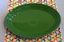 Fiestaware Shamrock Small Platter Fiesta Green Serving Platter