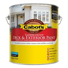 CABBOTS BY DULUX 2 LITRE TIMBERCOLOR EXTERIOR LOW/SHEEN YELLOW COLOUR PAINT