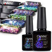 CANNI or Venalisa Art Glitter diamond Series Nail Gel Polish New Colors UV LED