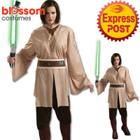 CA1327 Star Wars Jedi Knight Womens Fancy Dress Halloween Party Tunic Costume