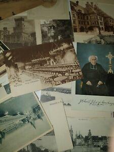 Konvolut 55 Ansichtskarten Deutschlan vor 1920 ungelaufen teilweise beschrieben