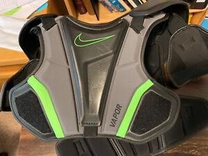 Nike Vapor Lacrosse Shoulder Pads, Size: Large