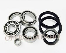 FRONT DIFFERENTIAL BEARING SEAL KIT ARCTIC CAT 400 FIS TBX 4X4 2004 MANUAL AUTO