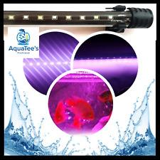 RECENT RCT 30CM 16 LED AQUARIUM LAMP SUBMERSIBLE FISH TANK NANO LIGHT RGB PINK